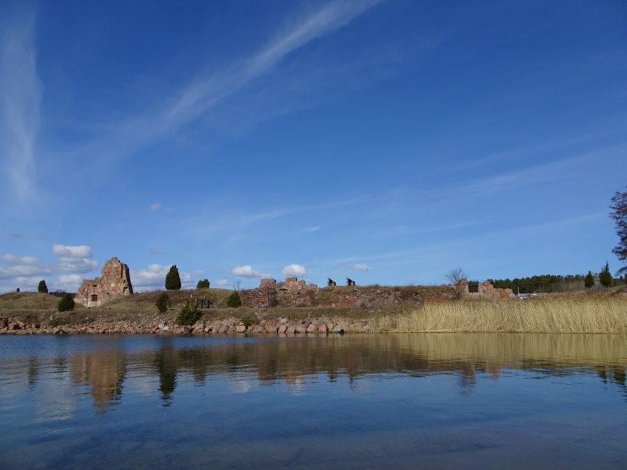 ボマルスンド要塞。