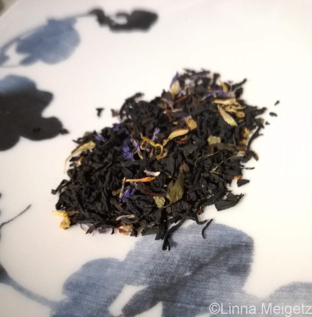 Ålandsblandningの茶葉