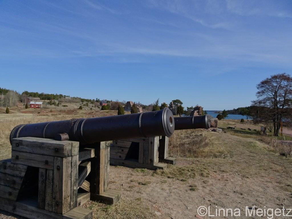 ボマルスンドの大砲