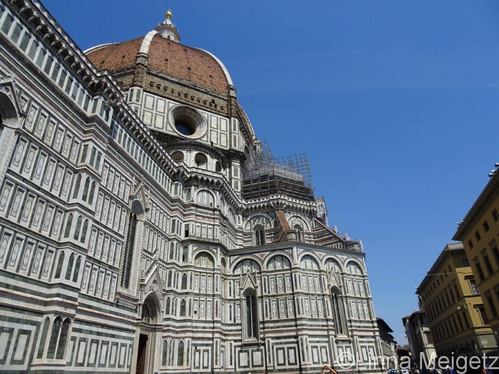 フィレンツェのシンボル、サンタ・マリア・デル・フィオーレ大聖堂