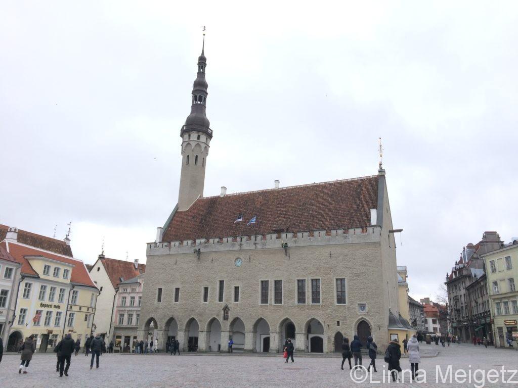 ヘルシンキから日帰りで行けるエストニアの首都タリンの写真