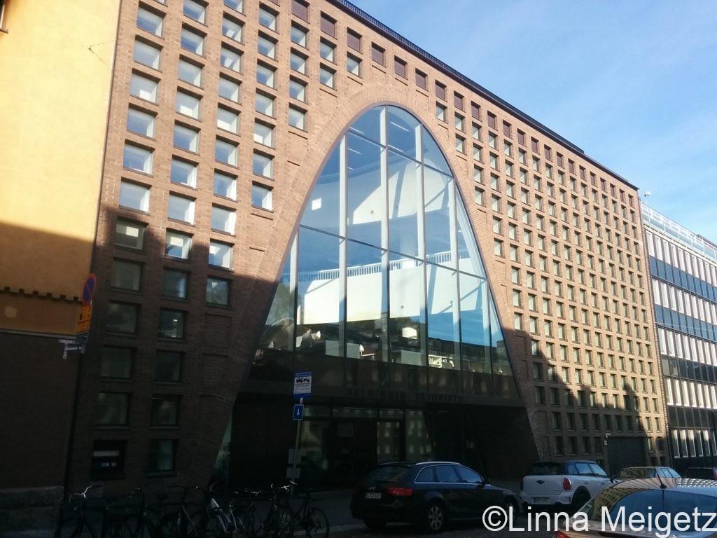 ヘルシンキ大学図書館