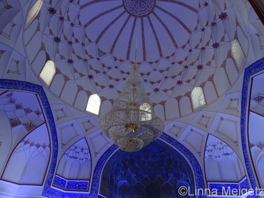 ボロハウズ・モスクの礼拝堂