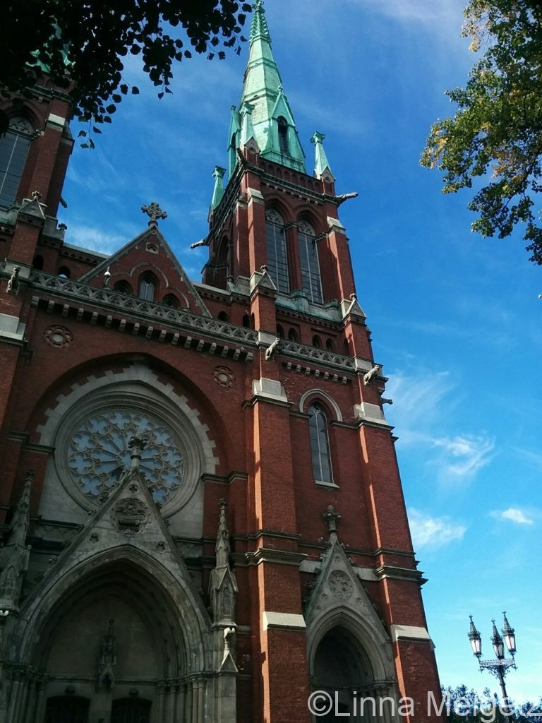 ヘルシンキの聖ヨハネス教会