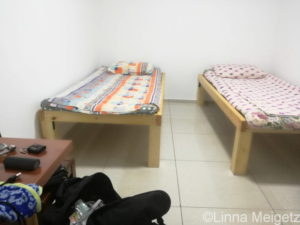 Backpacker's Hostelの個人部屋