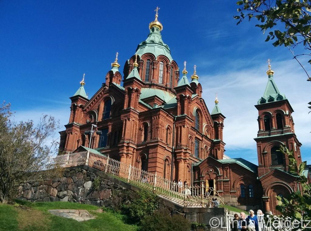 ヘルシンキのロシア正教教会、ウスペンスキー大聖堂