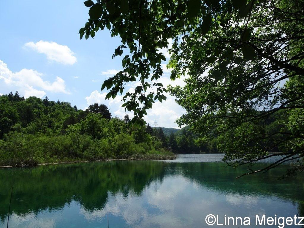 広いGradinsko湖