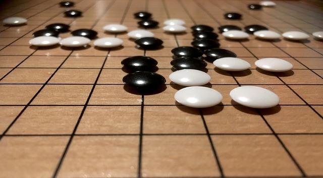 囲碁(go)の写真