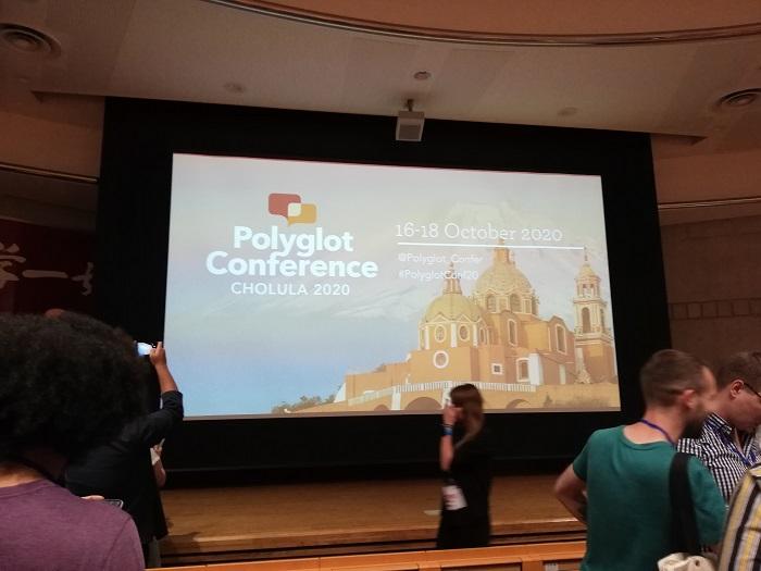 Polyglot Conferenceの新アイキャッチ