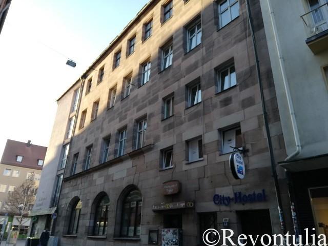 City Hostel Nurembergの外観