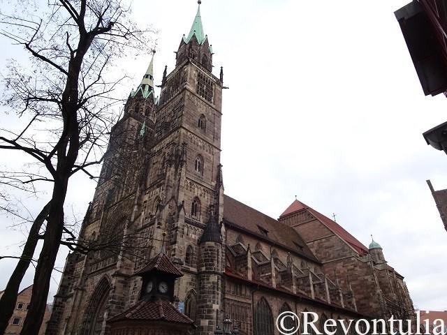 ニュルンベルクのローレンツ教会