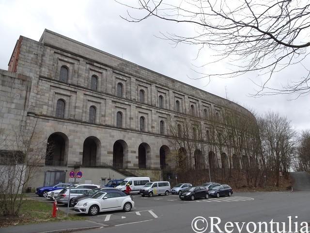 ナチス帝国党大会会場文書センターの外観