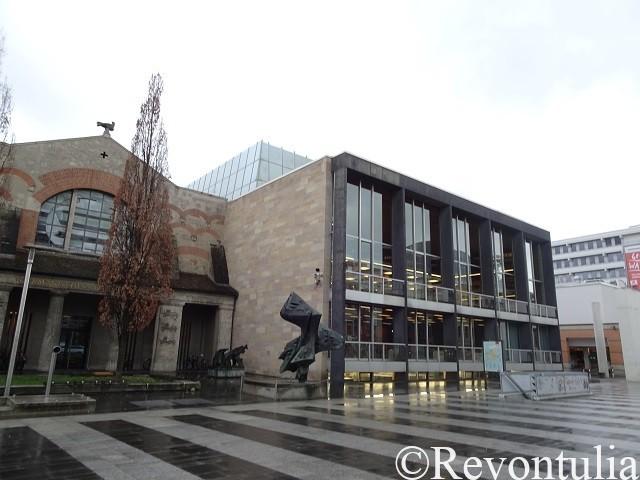 ゲルマン国立博物館の外観