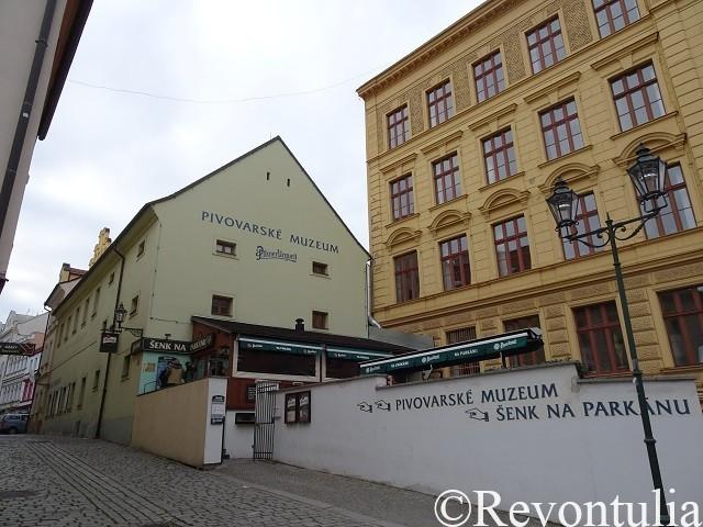 プルゼニの醸造所博物館(Brewery museum)