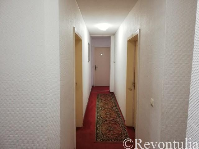 カルフのホテル・Alte Post2階の廊下
