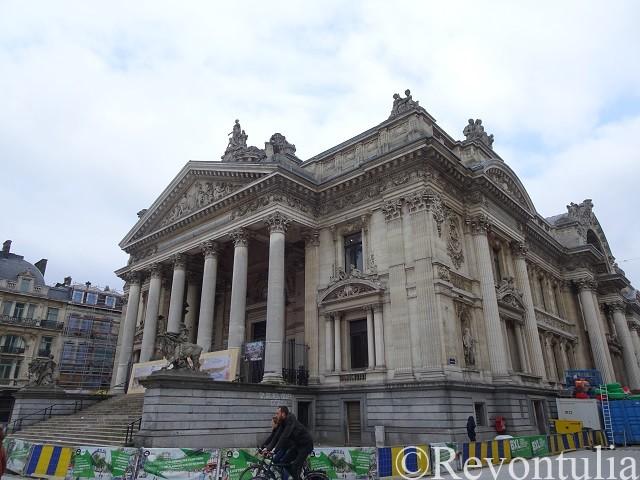 ブリュッセル証券取引所(ブルス)