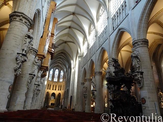 ブリュッセルの聖ニコラス教会