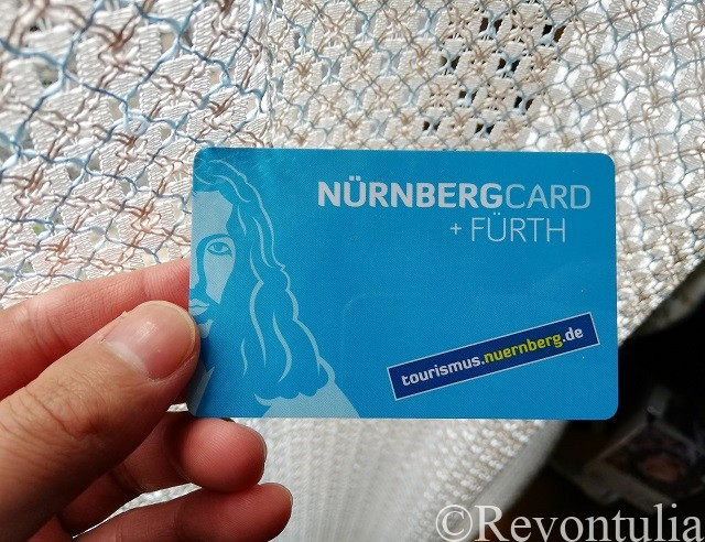 ニュルンベルクカードの写真