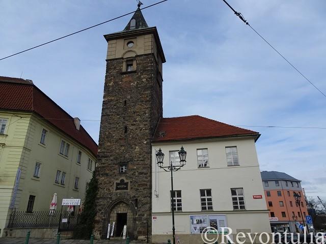 プルゼニの給水塔(watertower)