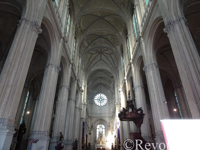 ブリュッセルのサントカトリーヌ教会