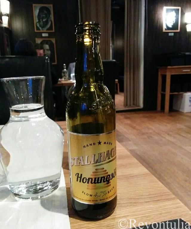 オーランド諸島のクラフトビールStallhagen