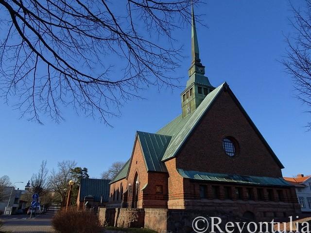 マリエハムンの聖ジョージ教会