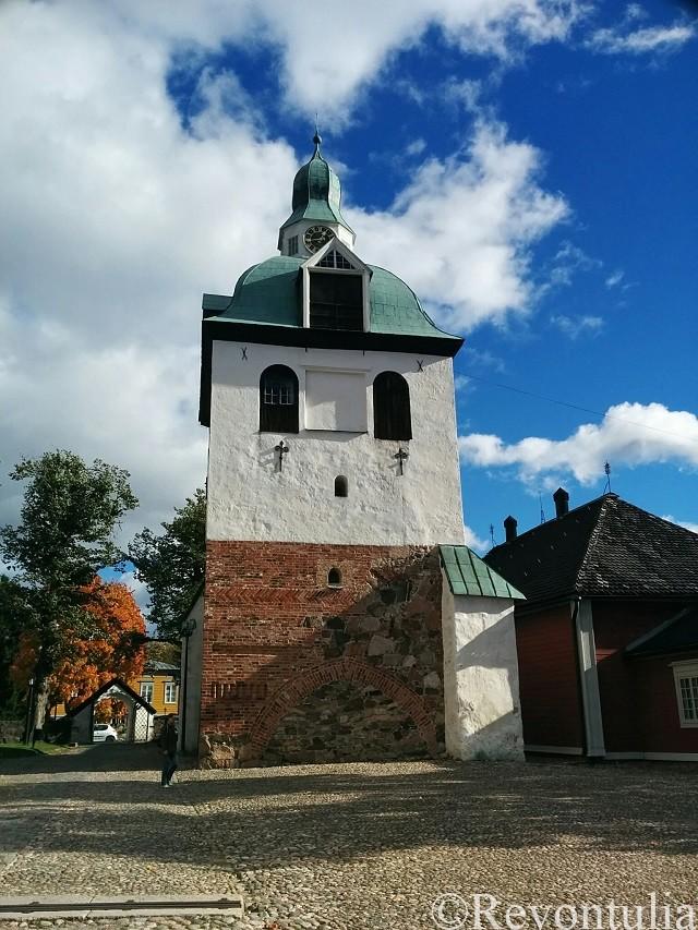 ポルヴォーの小教会