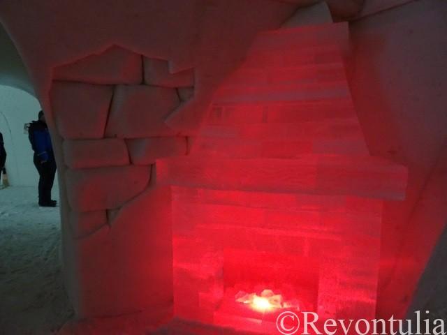 ルミリンナの暖炉?