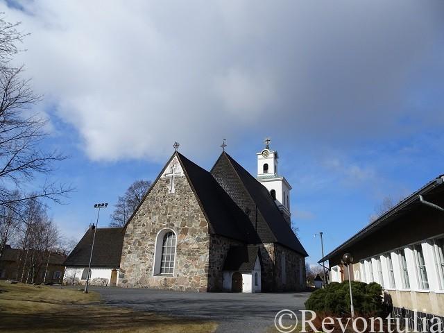ラウマの聖十字教会