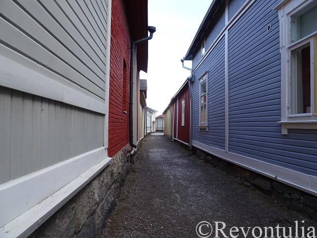 ラウマ旧市街のとある通り