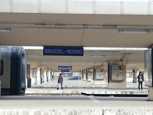 ブリュッセル北駅