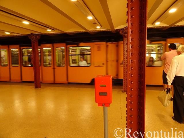ブダペスト地下鉄1号線