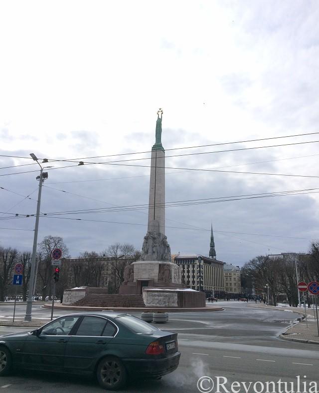 リガの自由の記念碑