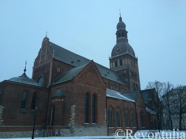 リガのとある教会