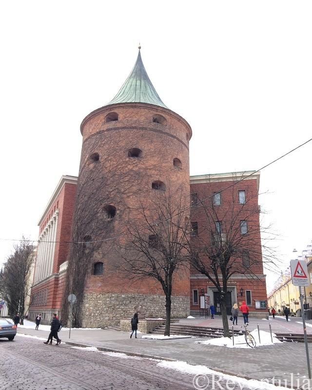 リガの火薬塔