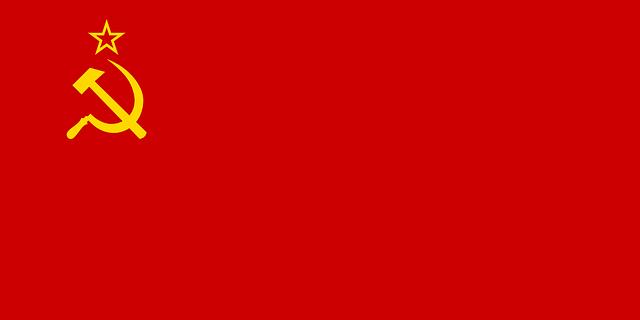 ソビエトの旗