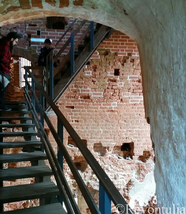 タルトゥの大聖堂跡