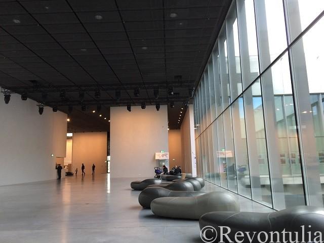 エストニア国立博物館のロビー
