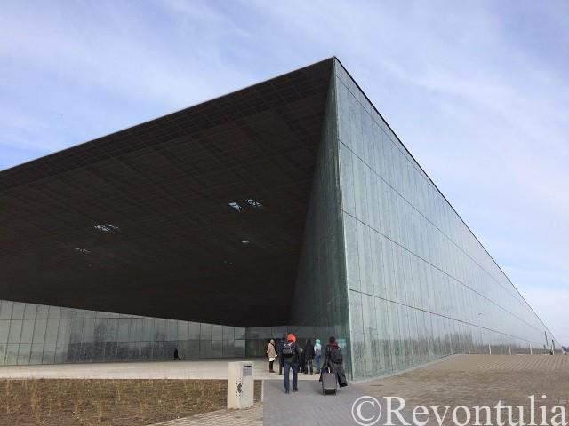 エストニア国立博物館の外観