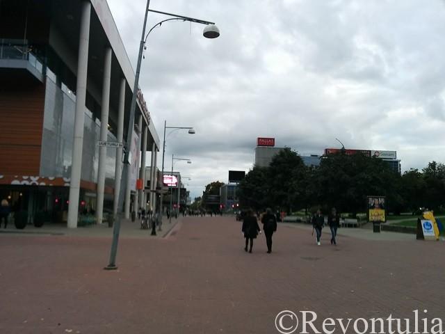 タルトゥ新市街