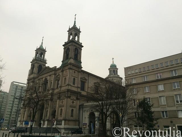 ワルシャワの諸聖人教会