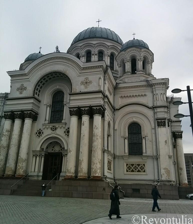 カウナスの聖ミコラス大天使教会