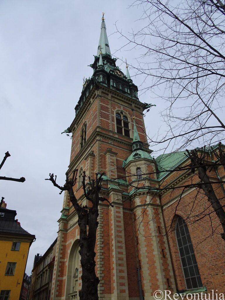 ストックホルムのドイツ人教会