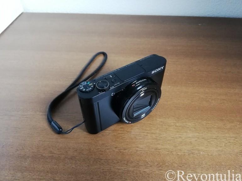 ソニーCyber-shot DSC-WX500の写真